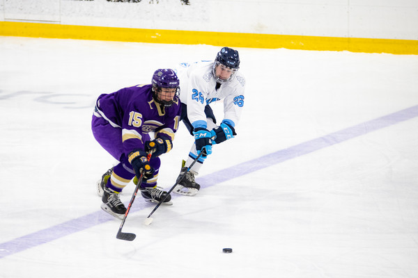 JV Ice Hockey: CBC vs SLUH