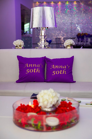 Anna 50th Birthday Party