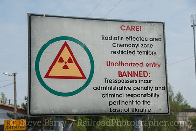 Chornobyl and Pripyet