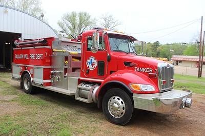 Gallatin Texas Volunteer Fire Department