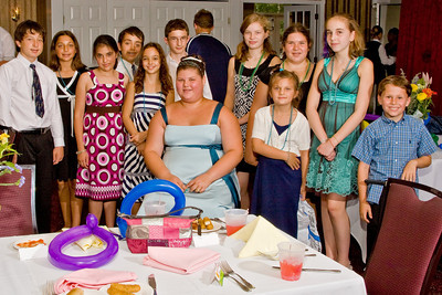 Jaimy's Bat Mitzvah Party