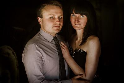 Rebecca + Shaun Pre-Wedding Shoot