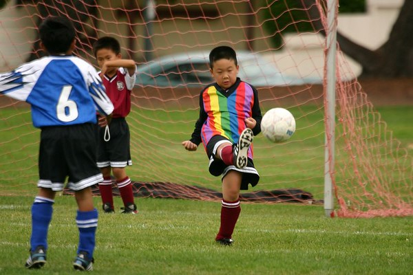 Thunder Shots Soccer 2004