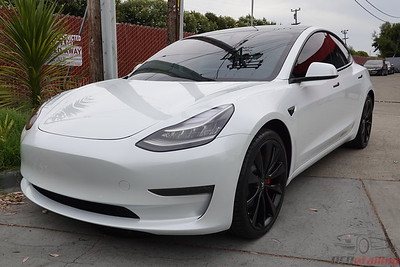 Tesla Model 3 - Pearl White Multi-Coat (9)