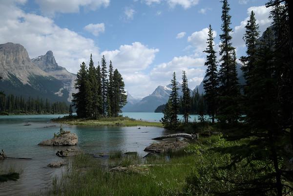 Glacier National Park Canadian Rockies July 2018