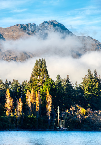 Layers in Queenstown