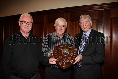Newry Bowling Club Presentations and Dinner
