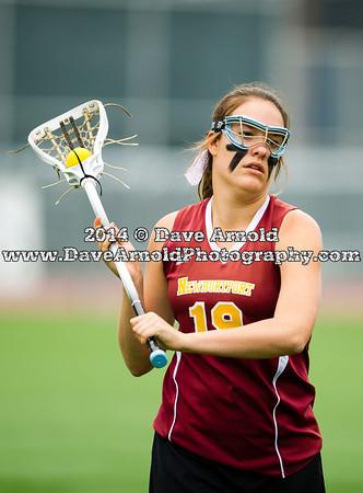 6/14/2014 - Girls Varsity Lacrosse - MIAA D2 State Finals - Bromfield vs Newburyport