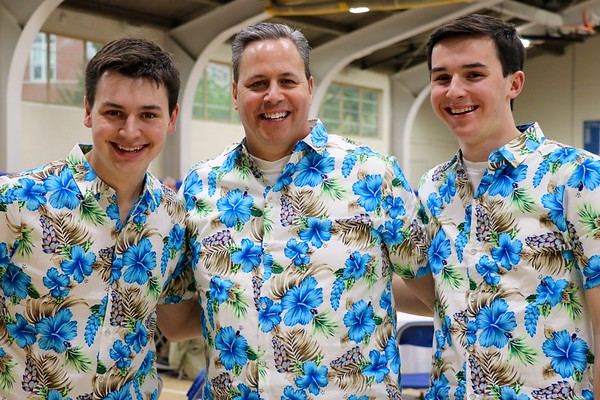 Class of 2017: Father & Son Luau