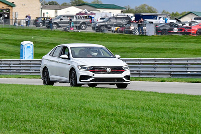 2020 SCCA TNiA Pitt Race Sept 30 Nov White Jetta New