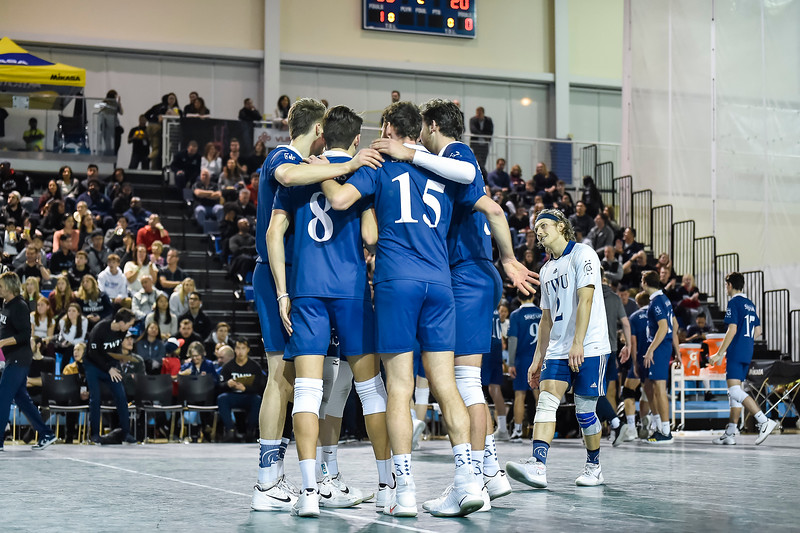 12.29.2019 - 4666 - UCLA Bruins Men's Volleyball vs. Trinity Western Spartans Men's Volleyball.jpg