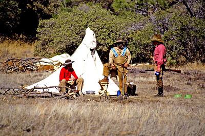Feburary 1987 - Mountain Man Rendezvous