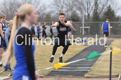 Northeast track meet 3.18.19