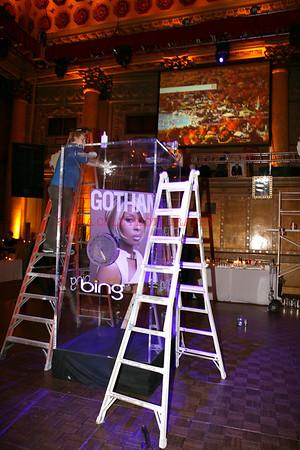 Gotham Gala with Mary J. Blige