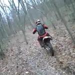 CMRA VIDEO of Cowan's Helmet cam