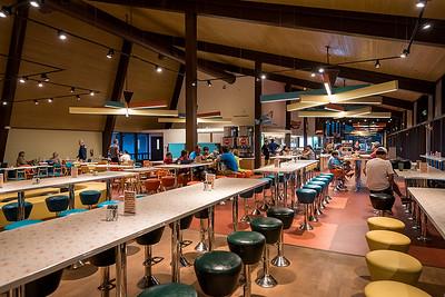 Canyon Lodge Food & Beverage Restoration