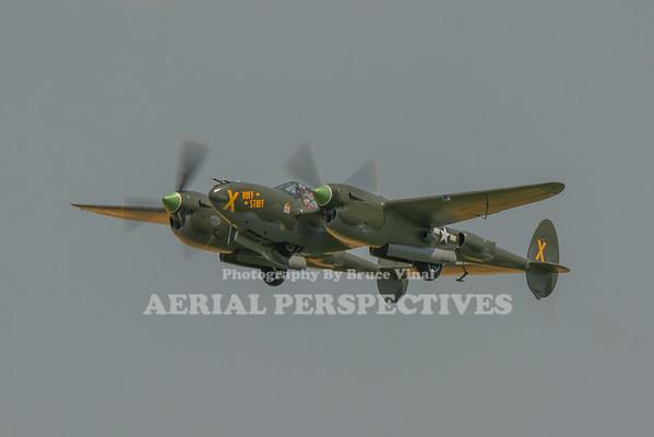 """P-38 """"Ruff Stuff"""""""