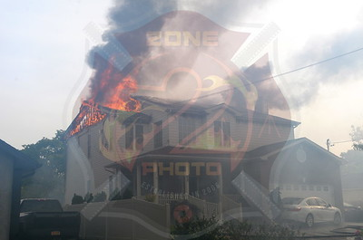 Amityville F.D. Signal 13 17 Macdonald Ave. 7/3/14