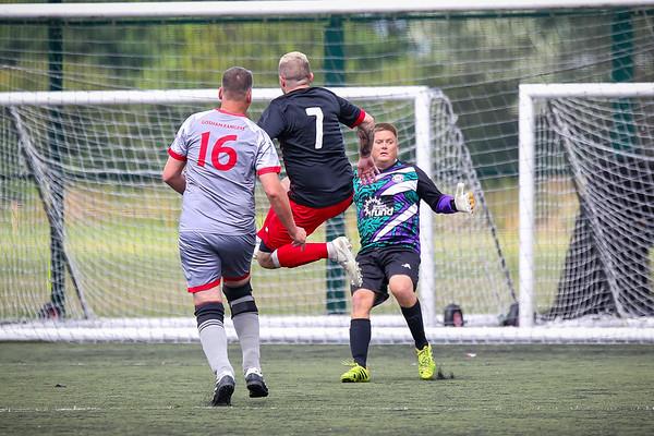 Group 1 Game 4 - Sutton Rovers v Gosham Rangers
