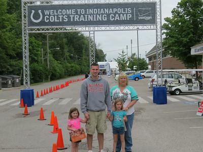 2014 Colts Training Camp