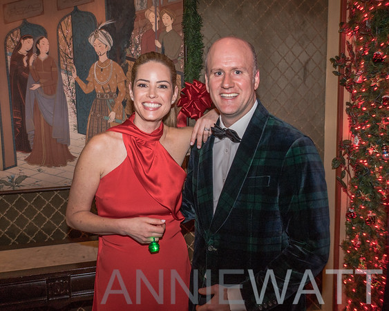 Dec 7, 2019 Wright Holiday Party at the Doubles Club