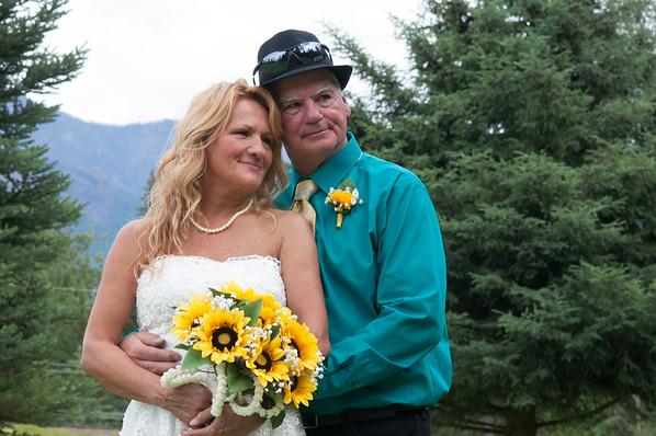 Curtis wedding