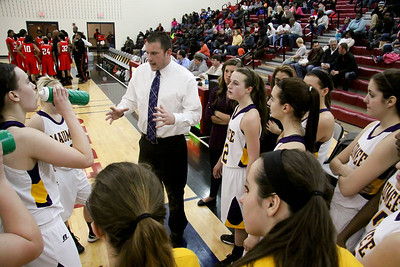 02-23-13 Maumee vs Rogers Varsity Girls Basketball