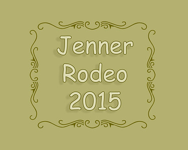 Jenner Rodeo 2015