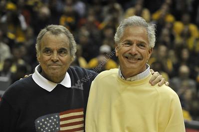 28155 WVU Distinguished Alumni Inductees Presentation Marquette Basketball February 2012