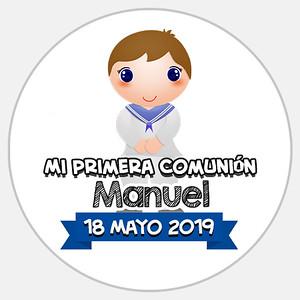 Comunión Manuel