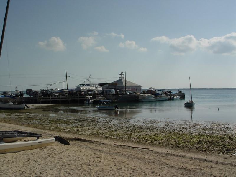 Harbour Island Pier