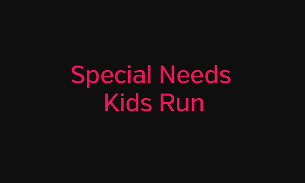 2015 Special Needs Kids Run