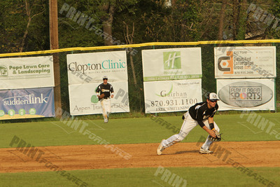 NHS vs JHS Baseball 4/8/2011