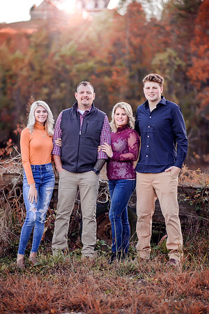 Leann Spears Family Fall 2019