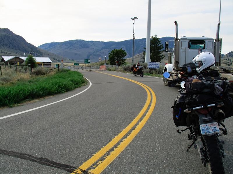 Nighthawk Border Crossing