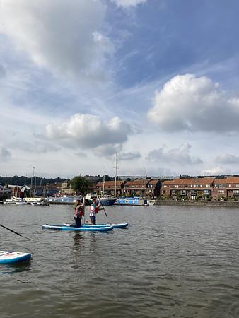 Harbourside Adventure, 9 October, 14:00 (Alice)