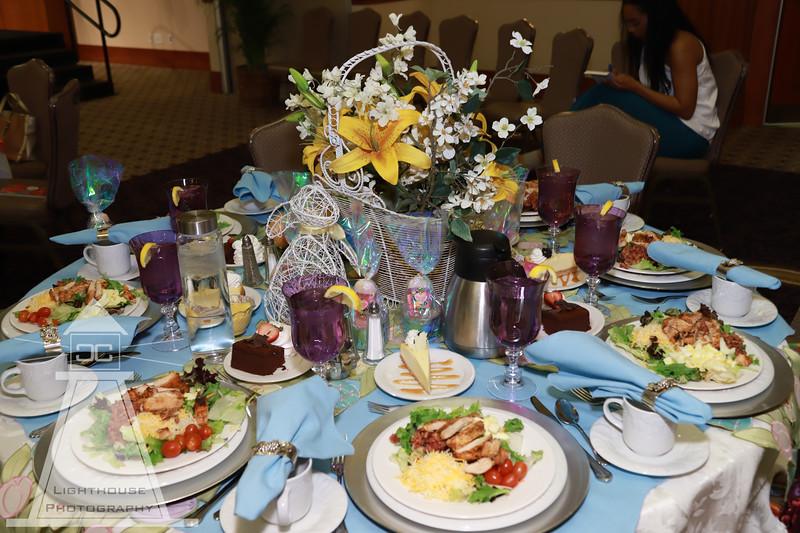Table 9 by Carol Hall
