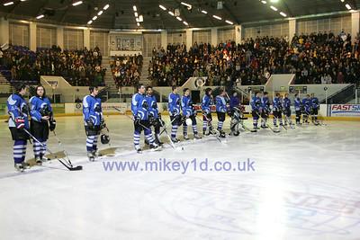 Coventry Uni vs Warwick Uni Varsity Match 31/01/2011