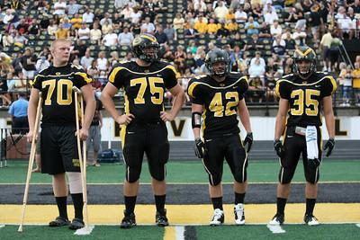 2008-08-29 Varsity vs Princeton