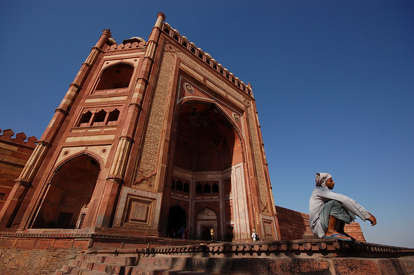 Agra and Varanasi