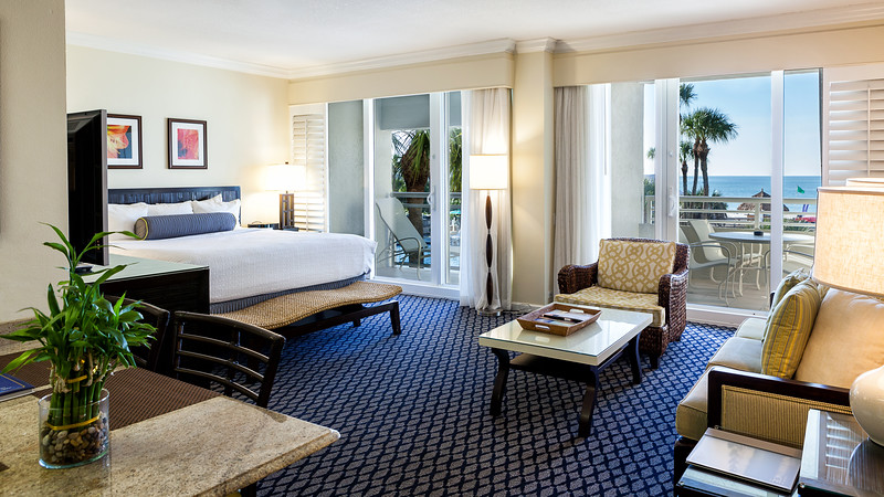 Room at Longboat Key Club Resort