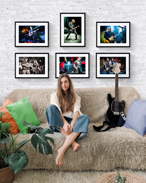 Guitarists Who Rock! Series One - 32 Images