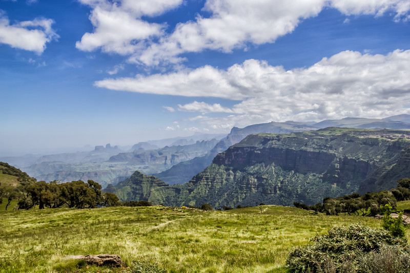 Simien Mountains Ethiopia