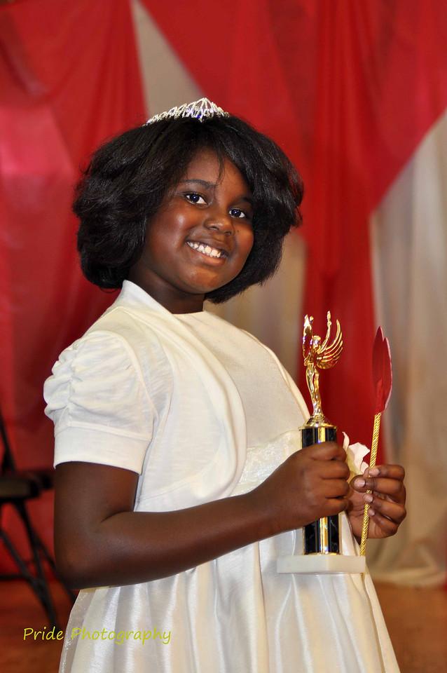 Ephesus Jr Academy 2012 King & Queen Winners