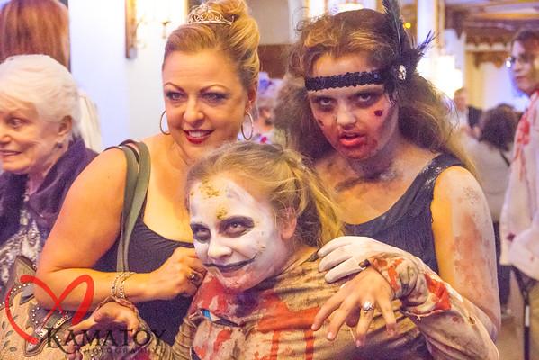 SDCAP @ San Diego Symphony Halloween Thriller Performance