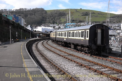 Paignton to  Kingswear - Dart Valley Railway plc