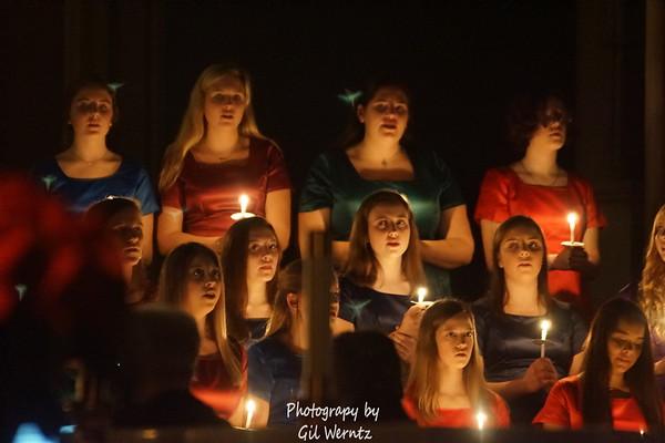 December 2017- St Vincent's Christmas Choral