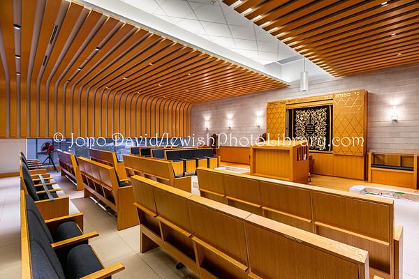 JAPAN, Tokyo. Tokyo Synagogue (10.2021)