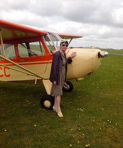 Old Buckenham  Vintage Wings & Wheels