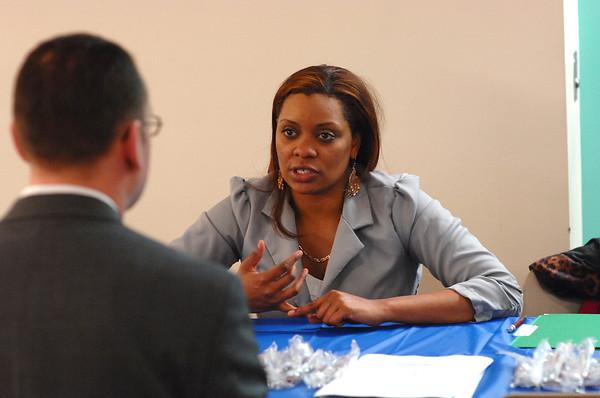 Touro College Career Fair 2012